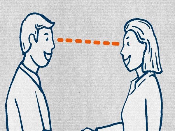 ارتباط چشمی در اوتیسم