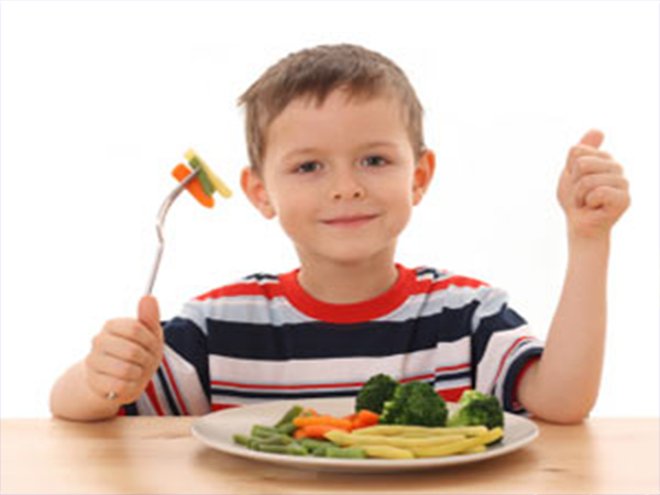 اوتیسم و تغذیه